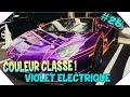 [Astuce] Couleur classe sur GTA V #Ep26 - Violet Electrique | Custom ta voiture =D