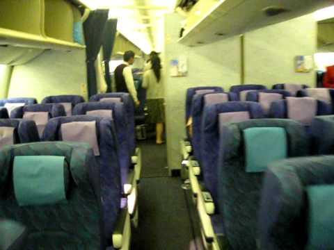 Cathay Pacific 777 300 B Hnh Cabin Walk Youtube