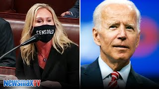 BREAKING: New Rep. announces IMPEACHMENT mission against Joe Biden
