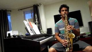 Homecoming - Kanye West and Chris Martin (Piano and Saxophone Cover)