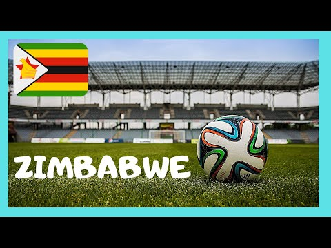 ZIMBABWE: Inside the  huge NATIONAL SPORTS STADIUM in HARARE