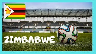 ZIMBABWE: Inside the  huge NATIONAL SPORTS STADIUM in HARARE