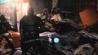 Resident Evil 6 gameplay Chris Poisawan Inner Area HD Game trailer - PC PS3 X360