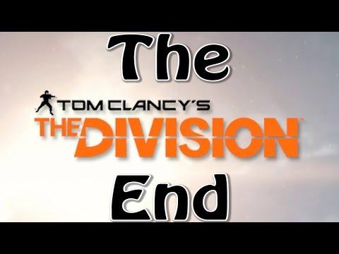 Tom Clancy's The Division Прохождение Walkthrough Конец Игры Финал Фин Концовка The End Ending Final