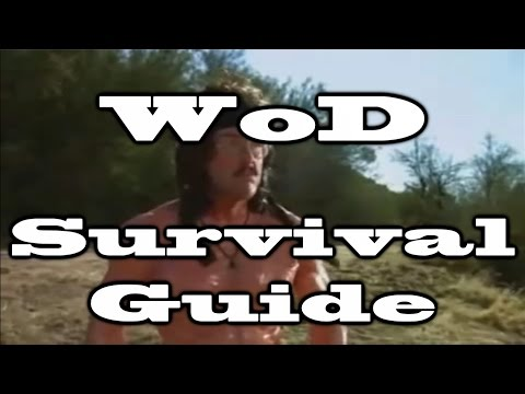 WoD Returning Player Survival Guide