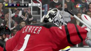 NHL 17 - EASHL Career Part 68 - ERROR HAS OCCURRED!
