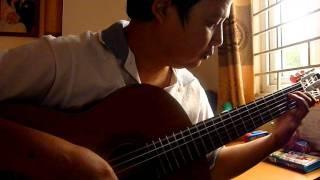 Hãy yêu như chưa yêu lần nào - Lê Hùng Phong - Guitar Solo