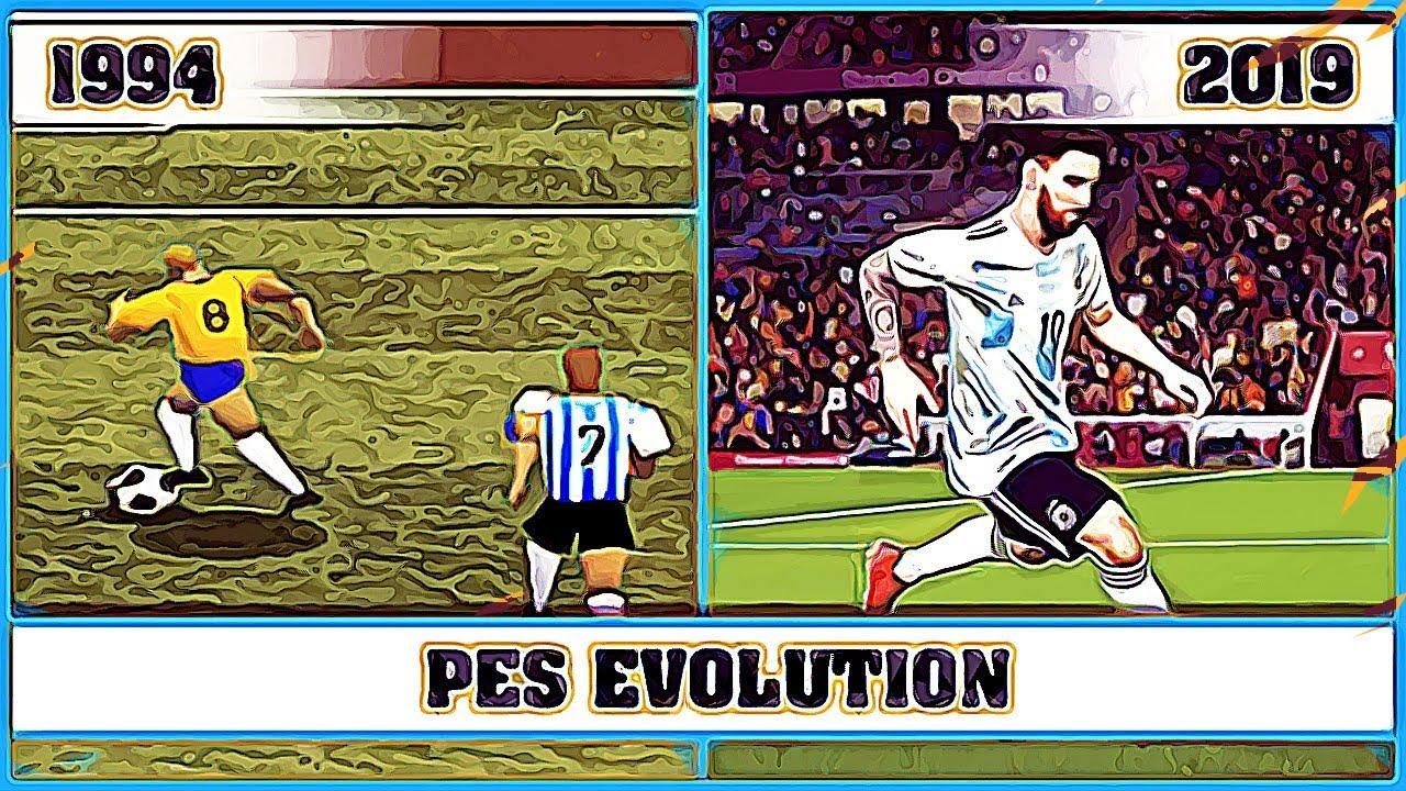PES evolution [1994 – 2019]