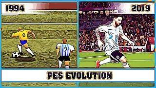 PES evolution [1994 - 2019]