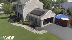 Solar Installation: Baldwinsville, NY