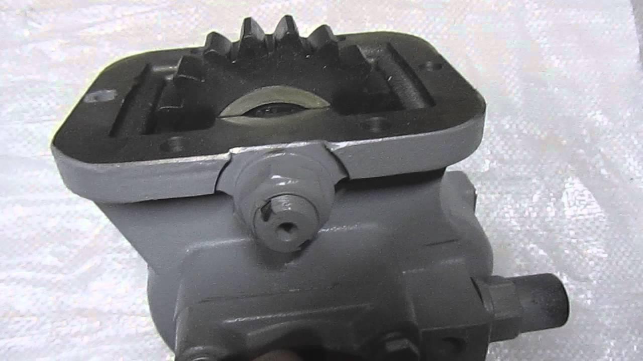 Коробка отбора мощности на КПП scania GRS 860