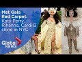 Met Gala red carpet: Celebrities show faith in fashion as New York event goes Catholic