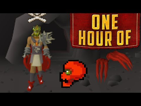 One Hour of Dragon Claw Rushing at Revs in Bandos