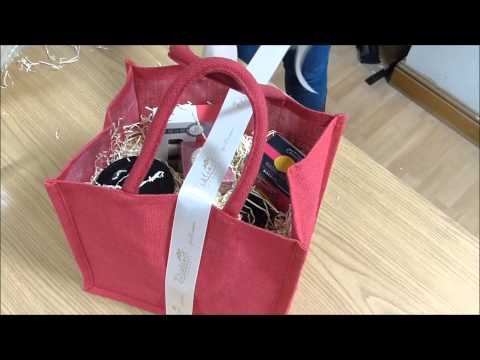 Food and Wine Hampers - Packing our Gluten Free Hamper