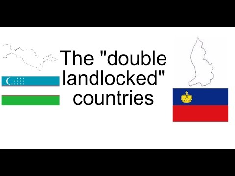 "The ""double landlocked"" countries"