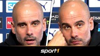 Arme Reporter: Guardiola mit Null-Bock-PK | SPORT1