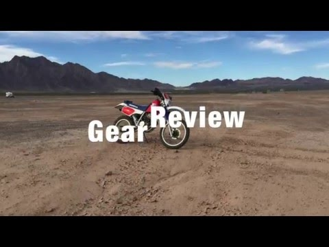 ~~Gear Review~~ Why I bought an Old Dirt bike: 1986 Honda XR250R