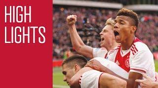 Highlights Ajax - PSV