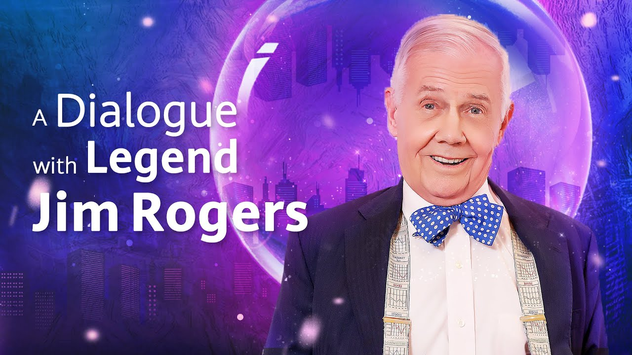 Legend Jim Rogers on Openness & Innovation