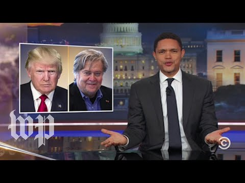 Download Youtube: Late-night reactions: The epic Trump-Bannon feud