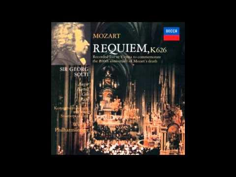 Mozart  - Requiem In D Minor, K.626  Introitus