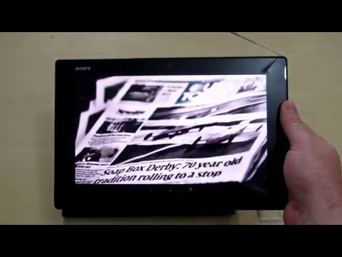 Comparativo de tablets: Sony Xperia Z2 vs Nokia Lumia 2520
