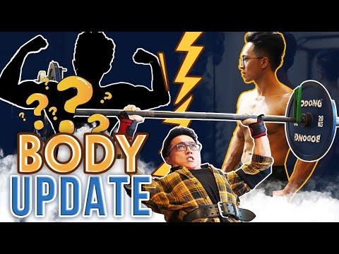 Buổi NGỰC CỰC CHÁY chỉ với TẠ ĐƠN và TẠ ĐÒN| BODY UPDATE| An Nguyen Fitness