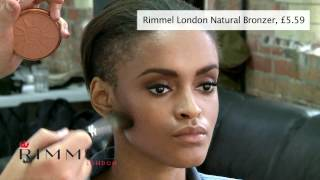 Sade Make Up Tutorial by Rimmel London