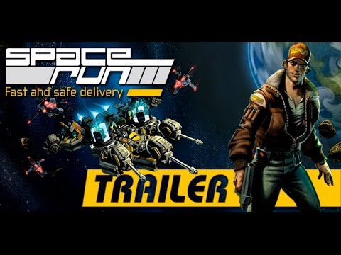 SPACE RUN: DISCOVERY TRAILER