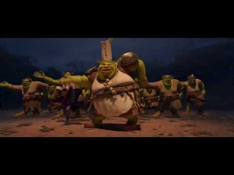 """Piper Piping Into Oblivion! From the fourth film """"Shrek Forever After"""""""