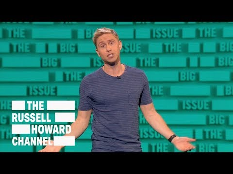 People really need to stop blaming millennials - The Russell Howard Hour