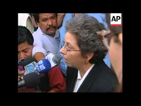 GUATEMALA: US STUDENTS RAPED IN ATTACK RETURN TO GIVE EVIDENCE