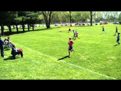 Zanesville Arsenal vs Sp Soccer Academy Spring 2016