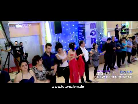 GRUP MOR 2013 HALAYLAR feat ÖZLEM PRODUCTIONS - new Performance - Özlem Foto Video®