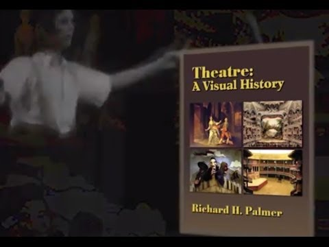 "Palmer publishes ""Theatre: A Visual History"""