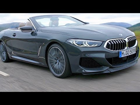 Bmw 8 Series Convertible 2019 Luxurious And Sporty