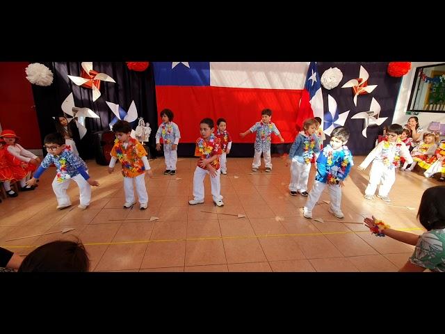 18 de Septiembre, Sala Amarilla, Jornada Mañana - Niños