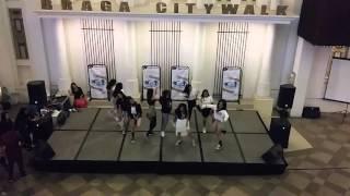 modern dance sman 20 bandung