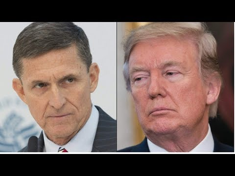 MICHAEL FLYNN HAS SOMETHING ON TRUMP IF HE IS COOPERATING WITH MUELLER, SAY LAWYERS
