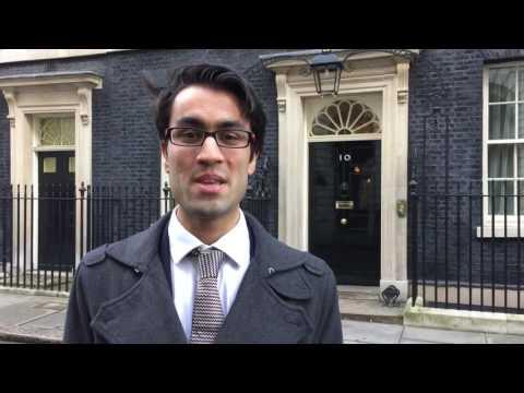 Life is Wonderful - 10 Downing Street - Asad Rahman