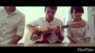 Ngày ấy bạn và tôi guitar cover Đông kenn _ Thu Thủy_ Dũng kido