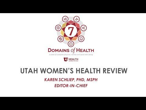 Launching the Utah Women's Health Review [CC]