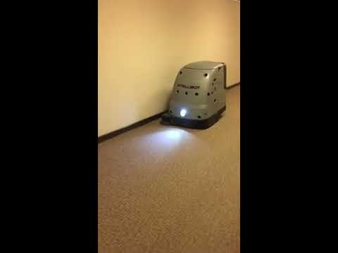 Robotic Cleaning Innovation