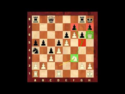Chess for Beginners. Mating Patterns #4. Eugene Grinis. Chess