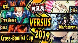 True Draco (2018) vs. Mermail Atlanteans (2016) | Cross-Banlist Cup 2019