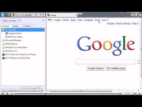 how to add bookmark in internet explorer