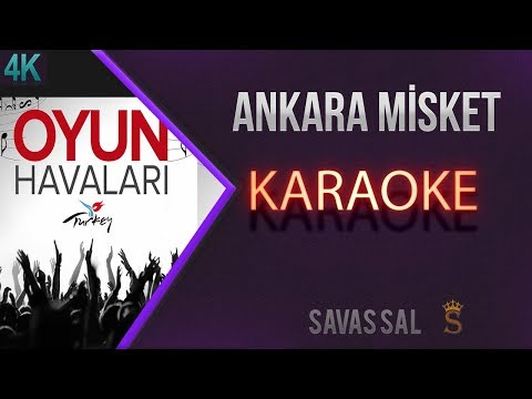 Ankara Misket Karaoke 4K
