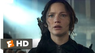 The Hunger Games: Mockingjay - Part 1 (3/10) Movie CLIP - Fight With Us? (2014) HD