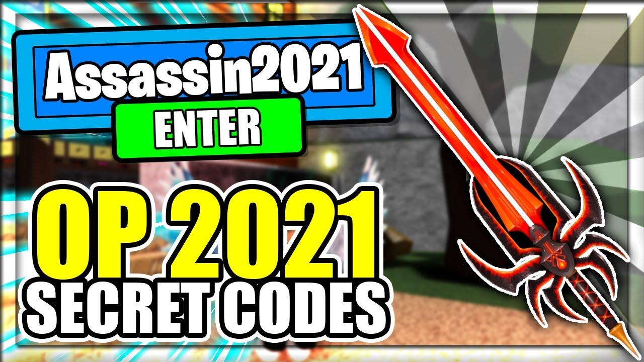Download (2021) ALL *NEW* SECRET OP CODES! Assassin Roblox