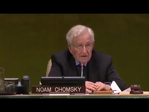 Noam Chomsky - Why Does the U.S. Support Israel?